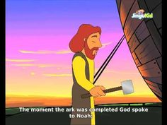 Best Bible stories for kids - Noah & The Ark - Best Animated Stories