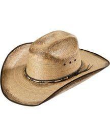 Jason Aldean Kids  Amarillo Sky Jr. Palm Leaf Cowboy Hat 4941e730dfa0