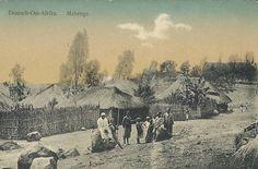Mahenge Village, Tanganyika c1900