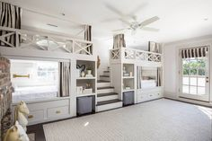 Who Else Wants To Learn About Farmhouse Bedding Joanna Gaines 21 Bunk Room, Furniture, Bed, Home, Bunk Beds Built In, Country Bedroom, Bedroom Design, French Country Bedrooms, Room
