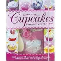 Livro - Como Fazer Cupcakes - Novo