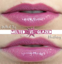L.A. Girl Glazed Lip Paints vs. Too Faced Melted Lipsticks   Slashed Beauty