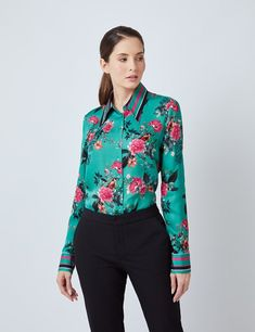 Shirts for Women | Hawes & Curtis | USA Hawes And Curtis, Satin Bluse, Silk Touch, Boutique, Satin Fabric, Elegant, Shirt Blouses, Shirts, Lounge Wear