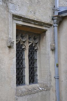 https://flic.kr/p/awGAwd | Kelmscott St George south-west Perpendicular nave window http://www.bwthornton.co.uk/visiting-stratford-upon-avon.php