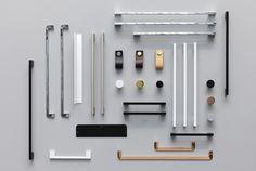 Man kan ved enkle grep forandre uttrykket til møbelet ved å bytte håndtak. Home Hardware, Aspen, Triangle, Bathroom, Musik, Nature, Washroom, Full Bath, Bath