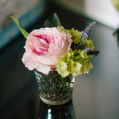 smaller centerpieces