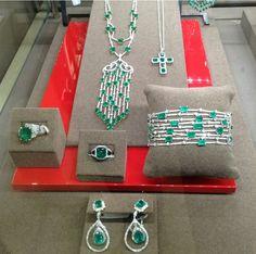 Emeralds by Piranesi ~ Instagram