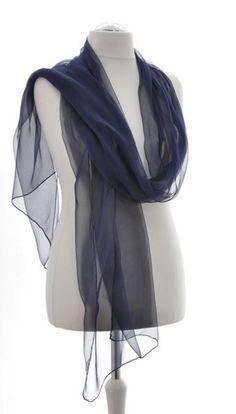Foulard léger en pure soie, peints à la main. Écharpe, vous pouvez porter f72608d8f49