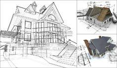Каркасный дом своими руками: инструкция, важные моменты Homemade Sauna, Sheds, Diy And Crafts, Projects To Try, Floor Plans, Construction, Rooftops, Cottage House Designs, Hipster Stuff