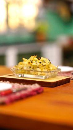 Frango e requeijão, uma minicombinação deliciosa!