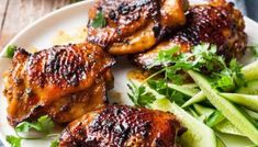 Southern Thai Tumeric Chicken (Grilled or Baked)