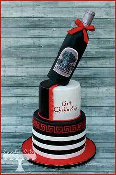 Beautiful special cake