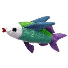TY Beanie Baby - PROPELLER the Fish [Toy] $4 (noah)