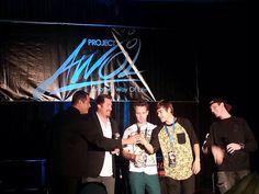 Premiere of our Season 1 #Project AWOL Kameron, Glenn, Dakota, and the JOSHs