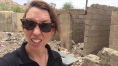 Broad Street | Looking at poo is part of being a humanitarian worker