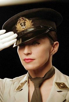 Madonna in American Life video