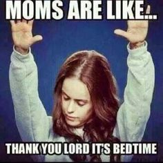 Ha! Ain't this the truth #orangeisthenewblack #moms #bedtime #fadnoir #Padgram