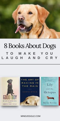 Love your dog? Then you definitely want to read the books about dogs on this list from Mind Joggle. Fiction and nonfiction books about dogs will have you laughing and crying and remembering why dogs are the best. #books #booklist #dogs Literary Fiction, Fiction And Nonfiction, Reading Lists, Book Lists, How To Read Faster, Dog Books, Laughing And Crying, Popular Books, History Books