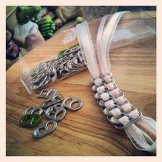 Pull tab bracelet!