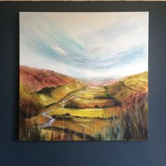 Big is beautiful – Light Over Littondale Pic © Kay Dower, Corner Gallery Beautiful Lights, Big And Beautiful, We Fall In Love, Big Picture, Landscapes, Corner, Colours, Display, Gallery