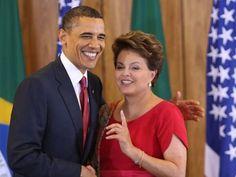 La presidenta de Brasil, Dilma Rousseff, expresó hoy a su homólogo de EE.UU., Barack Obama, su preocupación por las políticas monetarias expansivas de los países ricos y argumentó que están perjudicando el crecimiento de las naciones emergentes. Ver más en: http://www.elpopular.com.ec/50102-rousseff-expresa-a-obama-su-preocupacion-por-politicas-monetarias-expansivas.html?preview=true