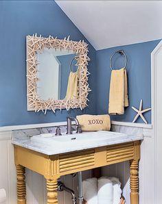 Blue Benjamin Moore Paint Color: Benjamin Moore Lazy Sunday 803. #BenjaminMoore #LazySunday #PaintColor