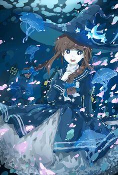 Blue sea wadanohara