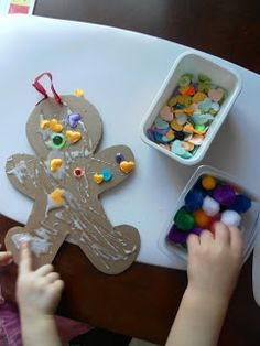 Rockabye Butterfly: More Christmas/ Winter Activities!