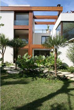 Casa no Jardim Paulista por Arthur Casas