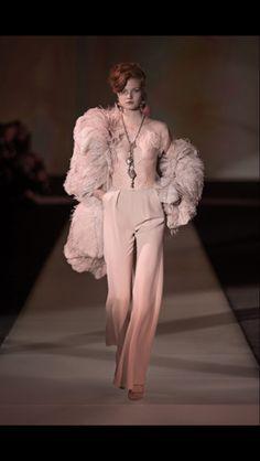 Armani Fall 2013 Couture   www.style.com