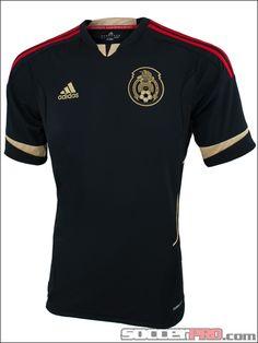 adidas Mexico Away Jersey 2011...$71.99