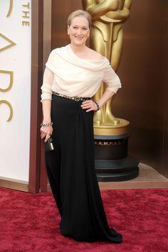 Meryl. Our favorite.
