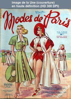 Modes de Paris 1949