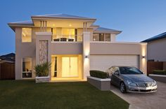 Perceptions Display Homes: The Bel Mare. Visit www.localbuilders.com.au/display_homes_perth.htm for all display homes in Perth
