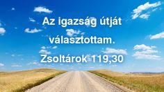 Zsoltárok 119,30