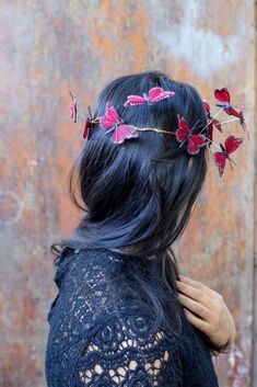 Butterfly Crown DIY - Well-Made Heart