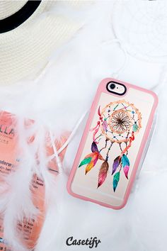 Don't let anyone else catch your dreams. You're the dreamcatcher. Click through to see more iPhone 6 case designs by BlackStrawberry >>> https://www.casetify.com/Blackstrawberry/collection   @casetify