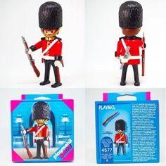 playmobil 4577 royal guards X1 figures rare lot custom toys play bid Sealed New  | eBay