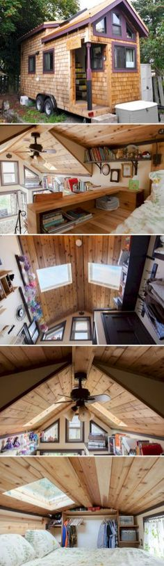 Marvelous and impressive tiny houses design that maximize style and function no 21
