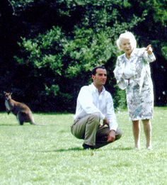 We will miss you but will never forget you Madame Carven 1909-2015 (photo : Lloyd Klein and Madame Carven circa 1996)