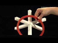 Impossible motion: magnet-like slopes - YouTube
