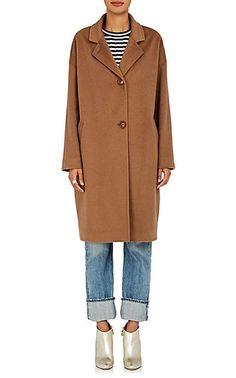 dab2aea5196 Barneys XO Colombo Cashmere Boxy Coat - Coats - 505261579 Кашемир