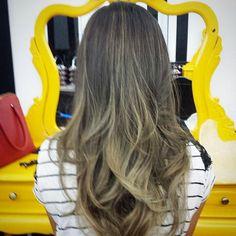 Natural Lights by Alexandre Rios #circushair #circuspamplona #hair #highlights #ombre #fashion #style