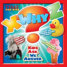 New Arrival: X-Why-Z? by Mark Shulman