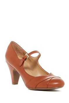 Image of Naturalizer Layton Mary Jane Pump - Wide Width Available