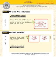Winning Number Notification Plan Entry-Order Form I jcg claim ownership on the upcoming winning number pch gwyno 8800 Instant Win Sweepstakes, Online Sweepstakes, Lotto Winning Numbers, Lotto Numbers, Winning Lotto, Lottery Winner, Direct Mail Design, Win For Life, Winner Announcement