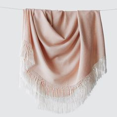 Hand-loomed using an old-world technique of concentric diamond patterns, this baby alpaca throw is incredibly soft. Featuring a dusty blush hue and knotted fringe, it's as beautiful as it is warm and cozy. Alpaca Throw, Alpaca Blanket, Baby Alpaca, Alpaca Wool, Wool Blanket, Cozy Chair, Blonde Highlights, Diamond Pattern, Scandinavian Style
