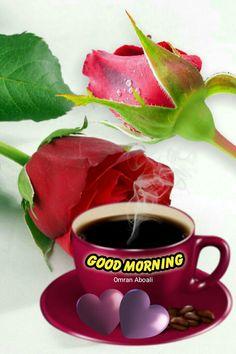 #good_morning Good Morning My Friend, Good Morning Gif, Good Morning Messages, Morning Images, Good Evening Greetings, Good Night Flowers, Flower Wallpaper, Tea Cups, Beautiful Pictures
