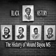 The History of Mound Bayou MS #yoentertainmenttv