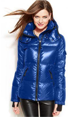 S13/Nyc Mogul Hooded Puffer Jacket on shopstyle.com